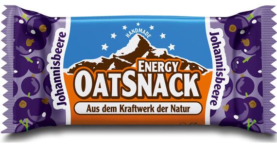 Energy OatSnack Svarta vinbär 65g